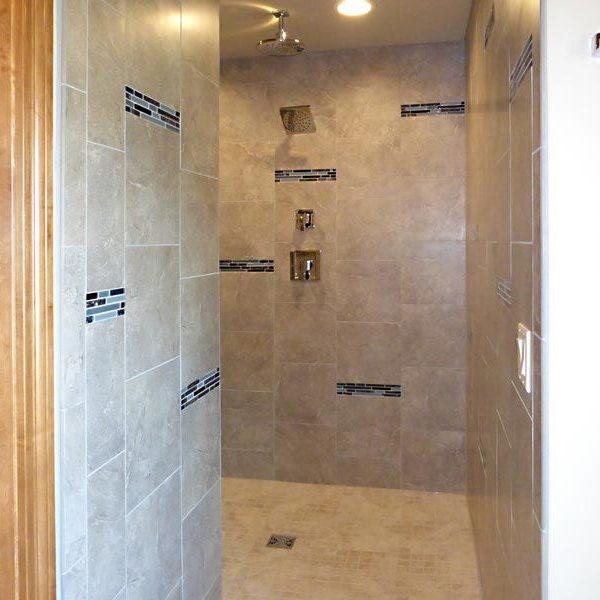 Walk-in Bathroom Shower